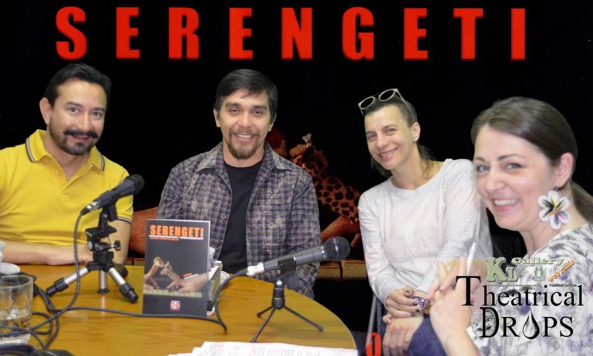 TheatricalDROPS 05 – Serengeti (19 Μαΐου2017)